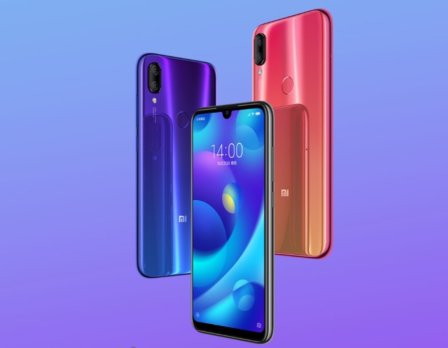 Xiaomi Play caracteristicas