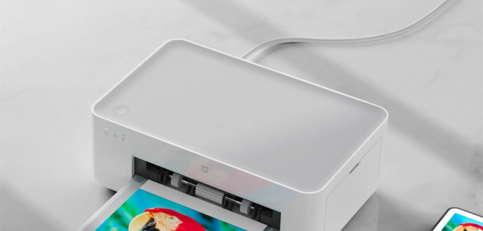 impresora xiaomi mijia photo printer
