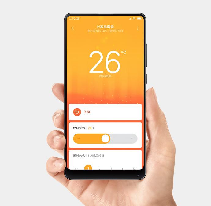 Calefactor Mijia Xiaomi inteligente