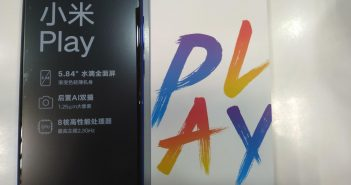 Xiaomi Play unboxing y características