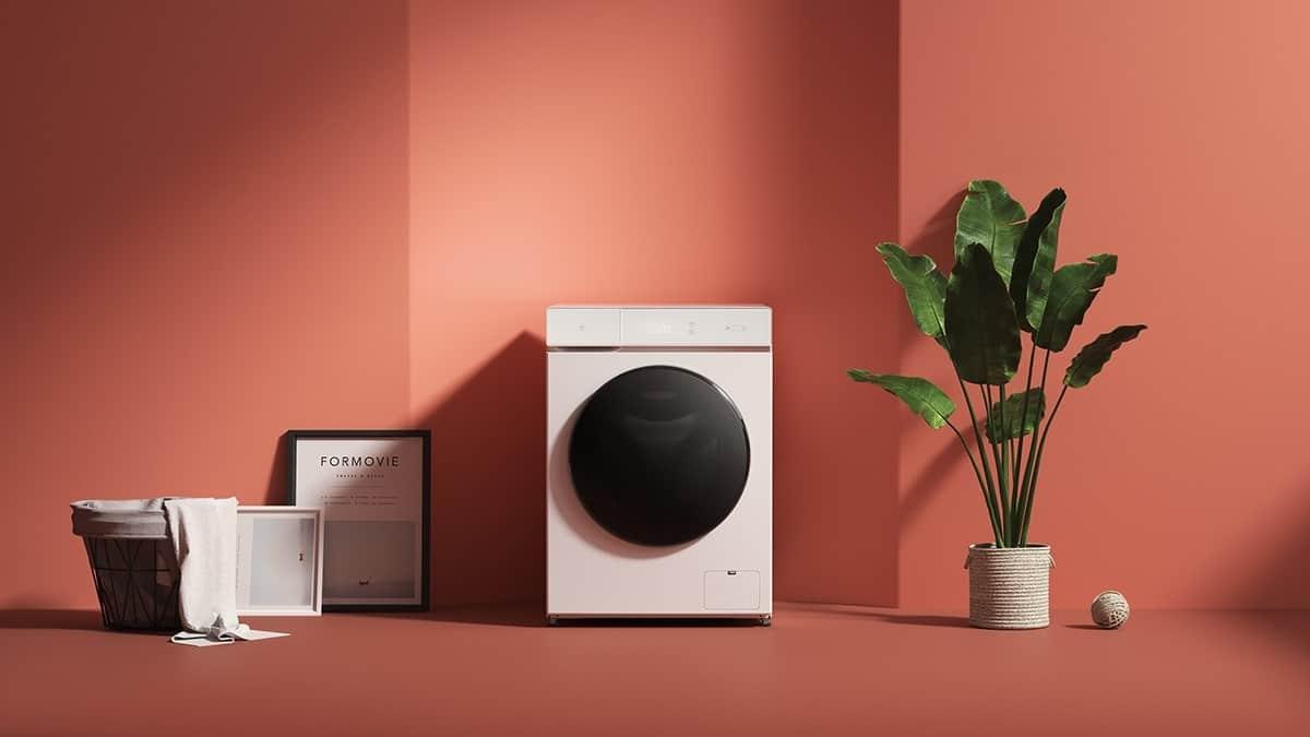 Xiaomi Mijia Internet Washing and Drying Machine lavadora secadora