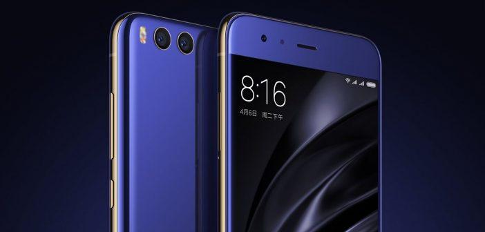 Xiaomi Mi 6 recibe nueva actualización MIUI 10