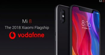 Xiaomi Mi 8 catalogo financiar vodafone españa