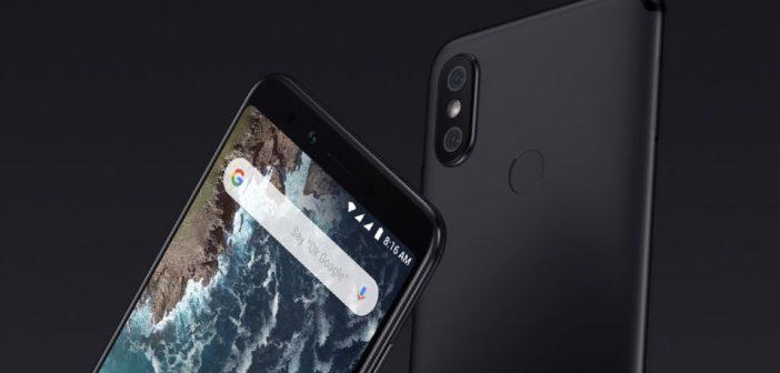 Xiaomi Mi A2 recibe Android 9 Pie