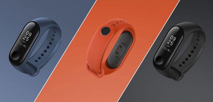 actualización Xiaomi Mi band 3 nuevas funcionalidades