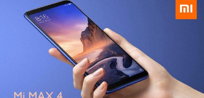Xiaomi Mi max 4 caracteristicas especificaciones