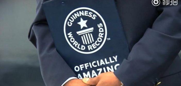 Xiaomi Play nuevo World Record Guinness