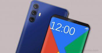 Xiaomi Redmi 7 triple cámara trasera