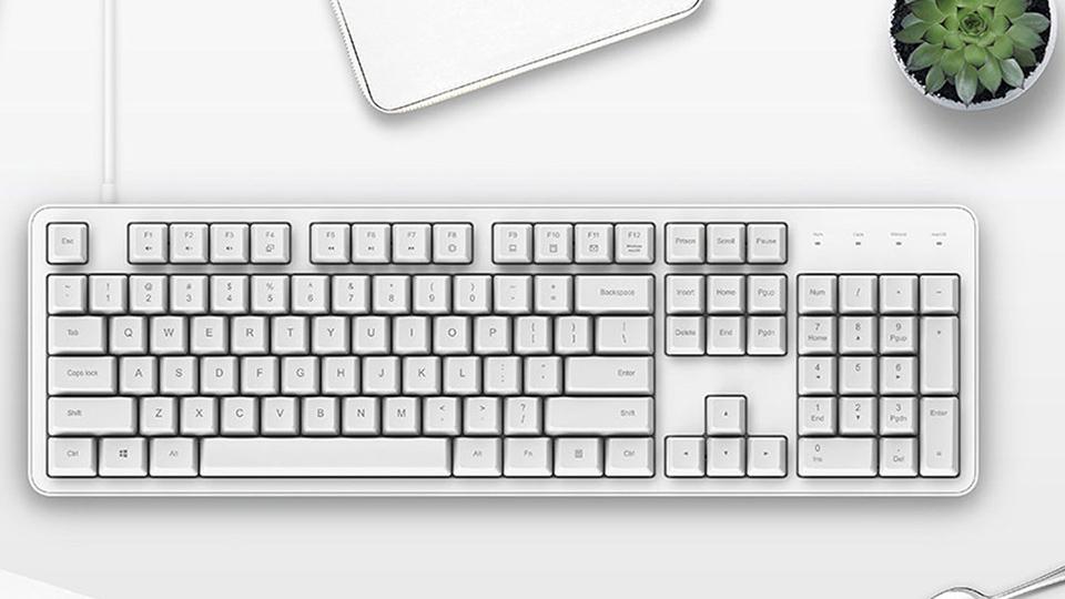 Xiaomi Yuemi teclado mecánico mx red