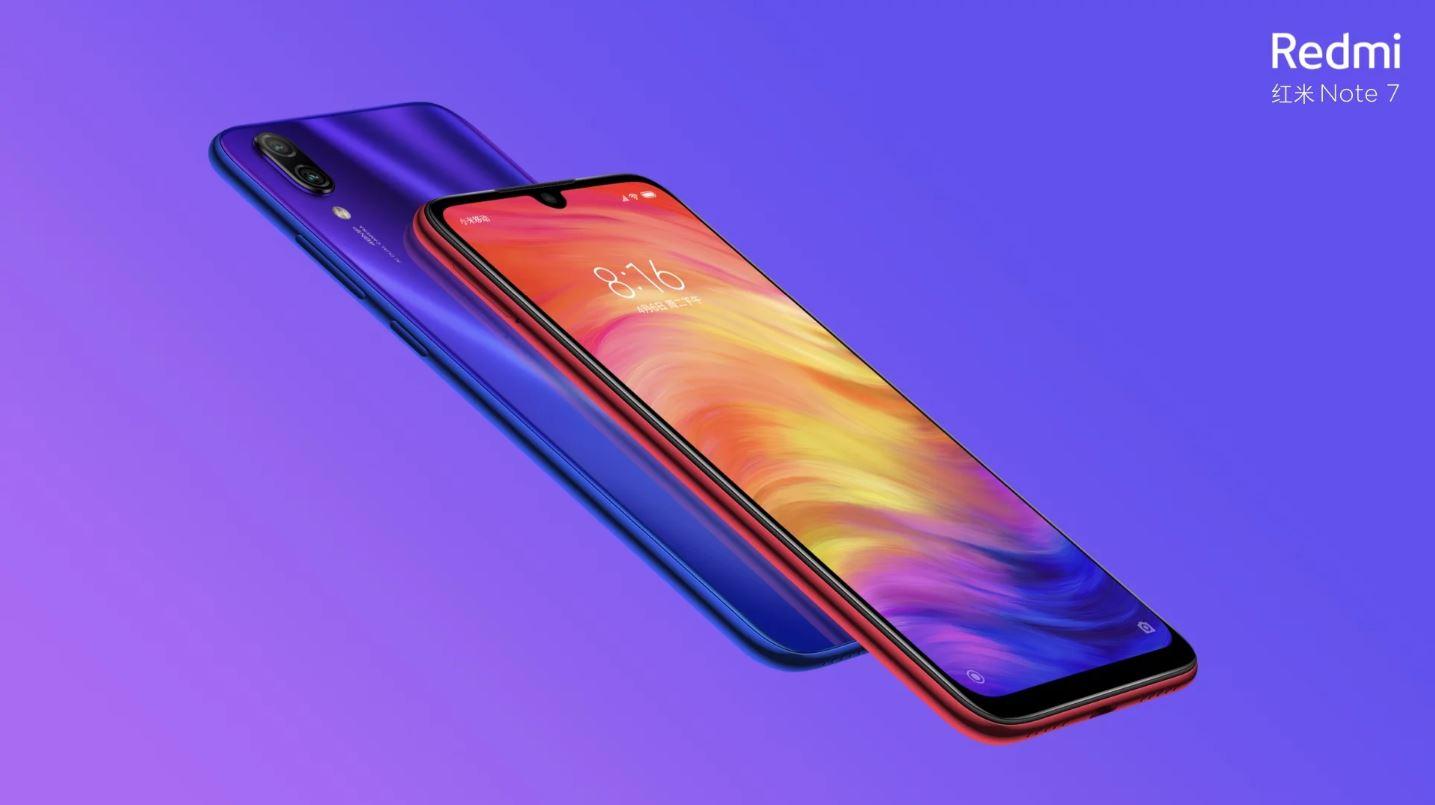 Redmi Note 7 by Xiaomi precio y características