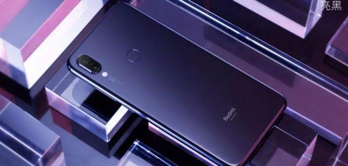 Redmi Note 7 llegará con 4GB de RAM y 128GB de almacenamiento Noticias Xiaomi Adictos