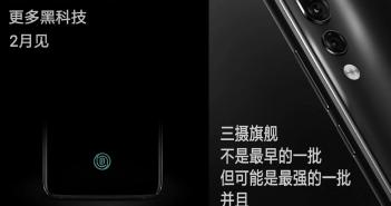 Xiaomi Mi 9 triple cámara trasera y sensor lector huellas bajo pantalla