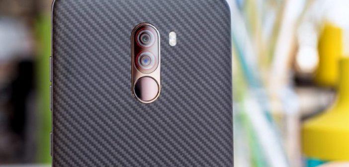 POCO POCOPHONE F1 se actualiza añadiendo grabación cámara lenta 960fps y modo noche nocturno Xiaomi Adictos