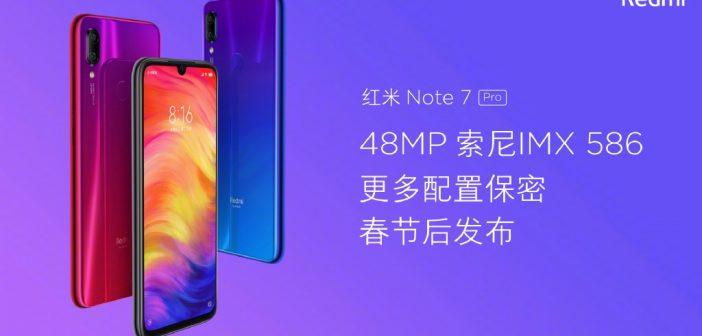 Redmi Note 7 Pro, precio y características 48 megapixeles MP sony samsung noticias xiaomi adictos xiaomiadictos