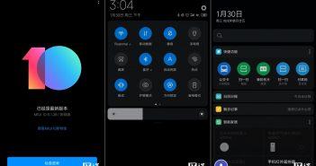 MIUI 10 Modo Oscuro Noche Xiaomi Mi 6