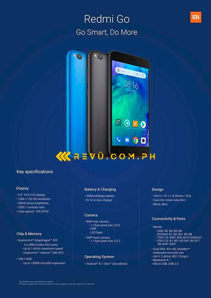 Xiaomi Redmi Go se filtra al completo, precio y características Noticias Adictos