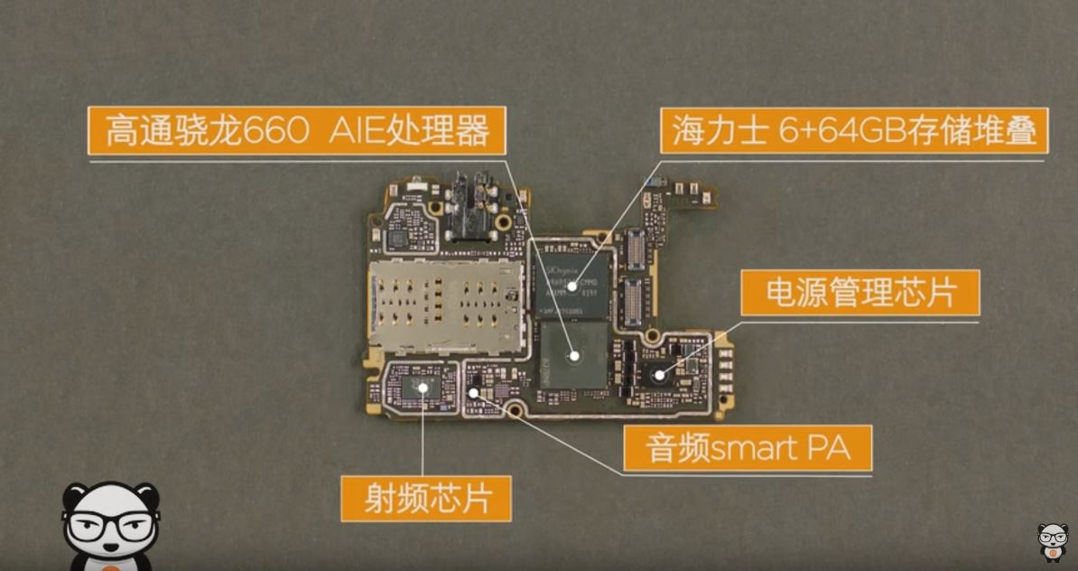 Teardown despiece Redmi Note 7 Xiaomi Adictos