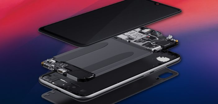 Teardown despiece Redmi Note 7 Xiaomi Adictos