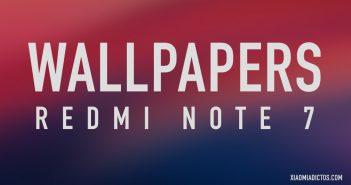 Xiaomi Adictos wallpapers wallpaper fondo de pantalla fondos redmi note 7