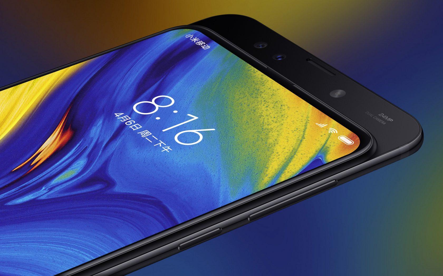 Xiaomi Mi Mix 3recibe MIUI v10.2.1.0.PEECNXM