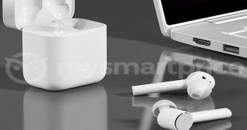 Auriculares inalámbricos Xiaomi Mi Wireless True