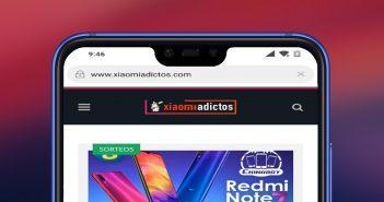 Probamos xiaomi mint browser Noticias Xiaomi Adictos