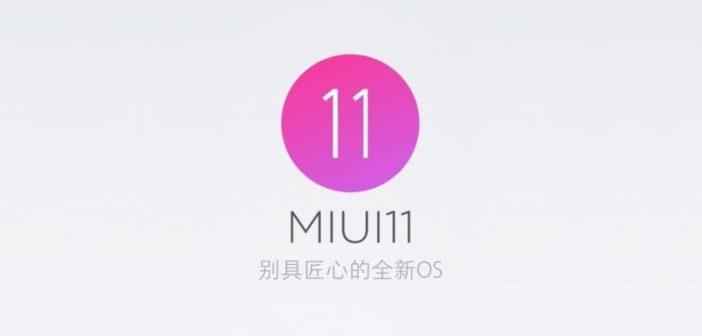 Xiaomi MIUI 11 nuevos detalles, características y fecha