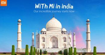 Xiaomi supera a Samsung en la India y se coloca como lider indiscutible