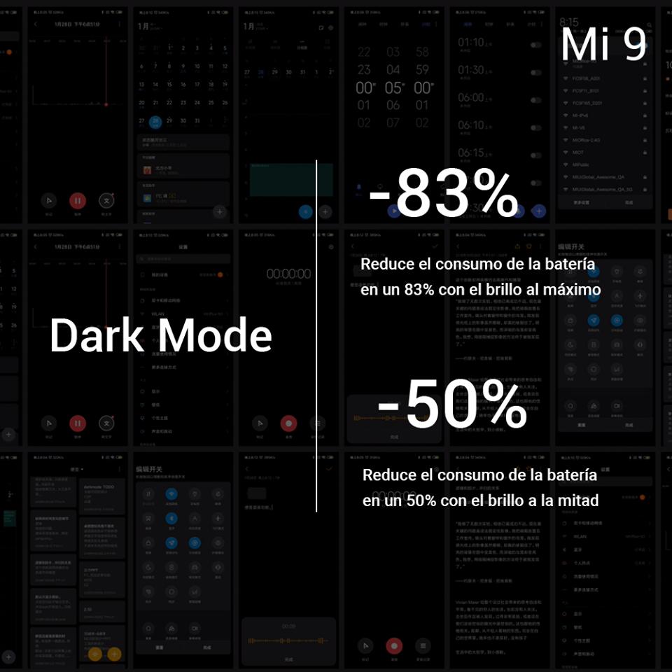 La nueva actualización de MIUI 10 9 3 28 GLOBAL incluye el