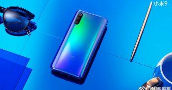 Xiaomi Mi 9 características y precio