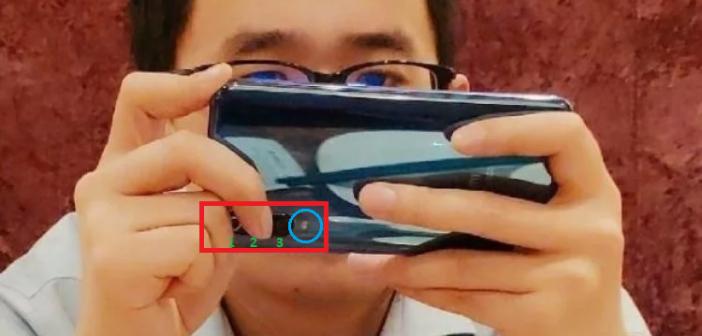Xiaomi Mi 9 características triple cámara trasera y ausencia de lector de huellas