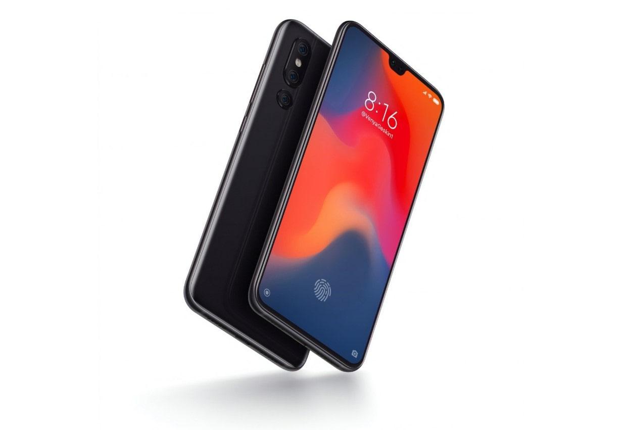 Xiaomi mi 9 puede incluir puerto infrarrojos IR