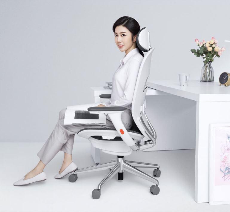 Xiaomi Mi Ergonomic Chair noticias xiaomiadictos adictos características precio silla escritorio