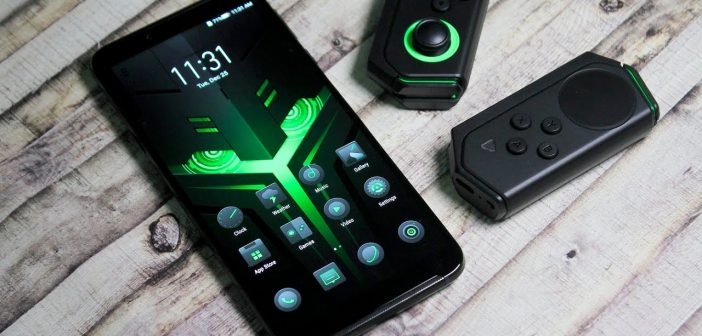 Xiaomi Black Shark skywalker snapdragon 855 xiaomi adictos
