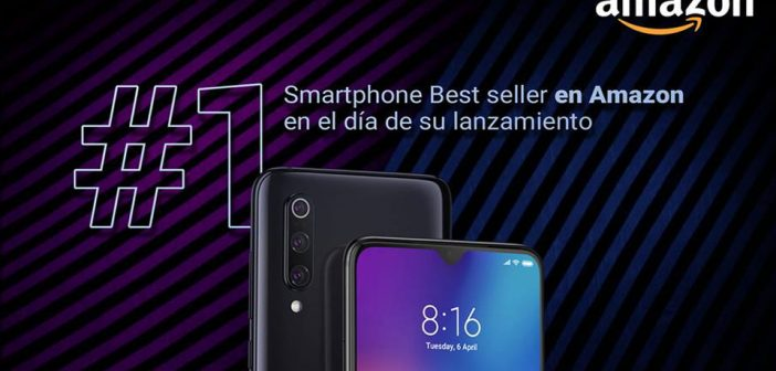 Comprar xiaomi mi 9 global españa best seller amazon noticias xiaomi adictos