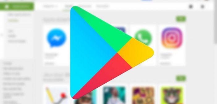 Google Play Store añade nuevas funcionalidades y categorias notificaciones