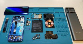 Interior inside Xiaomi Mi 9 GLOBAL noticias xiaomi adictos xiaomiadictos