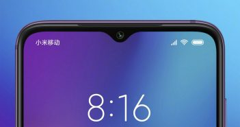 xiaomi mi 9 notch modificable oneplu 6t not