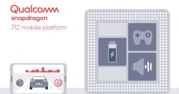 Qualcomm Snapdragon 712, ligera actualización del 710