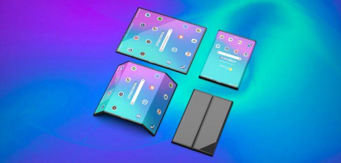 Xiaomi Mi Mix Flex Mi Dual Flex noticias xiaomi adictos xiaomiadictos flexible pleagble