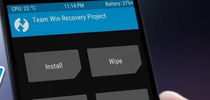 Descargar TWRP Xiaomi Mi Mix 3 y Redmi Note 6 Pro noticias xiaomi adictos xiaomiadictos Redmi note 7 pro