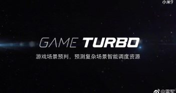 Game Turbo Xiaomi Mi 9 características