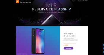 Xiaomi Mi 9 GLOBAL características precio preventa lanzamiento fecha oficial