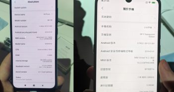 Xiaomi Mi 9 SE GLOBAL y Mi 9 Transparent Edition GLOBAL noticias xiaomi adictos