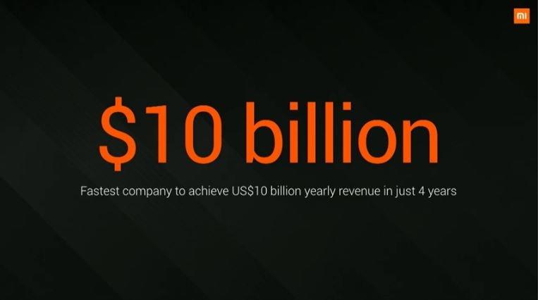 Xiaomi Mi 9 GLOBAL presentación cifras