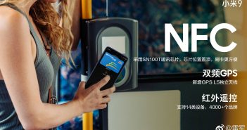Características Xiaomi Mi 9 NFC, GPS DUal Band y puerto infrarrojos IR noticias xiaomi adictos xiaomiadictos