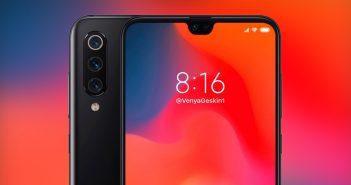 Xiaomi Mi 9 render triple cámara trasera características noticias xiaomi adictos