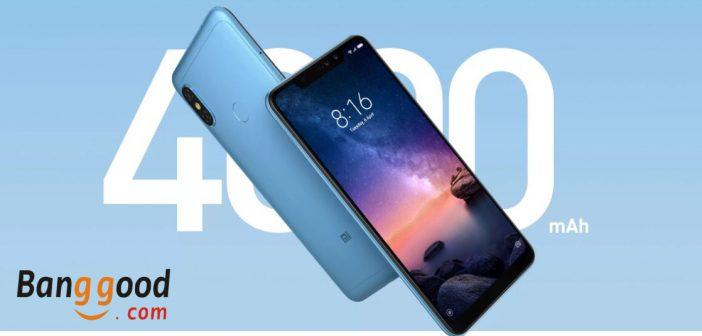 Sorteo Xiaomi Redmi Note 6 Pro Banggood Noticias XIaomi Adictos