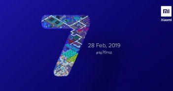 Redmi Note 7 GLOBAL será anunciado el 28 de febrero en la India noticias Xiaomi Adictos
