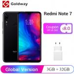 comprar redmi note 7 3gb 32gb mejor precio global version